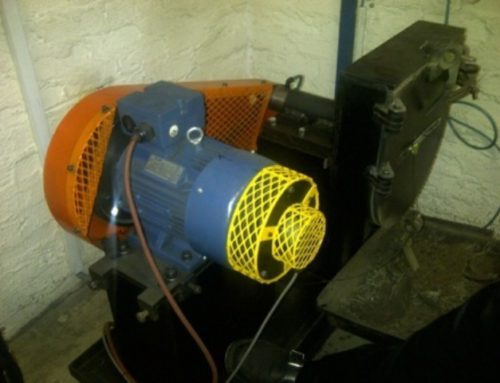 Grinding Wheel Test Bench