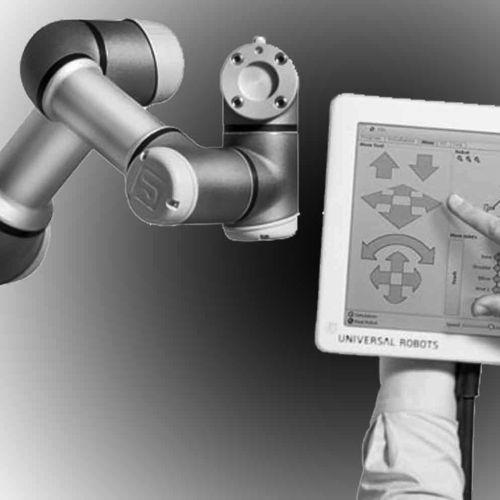 UR - Universal Robots - HmT Mechatronics