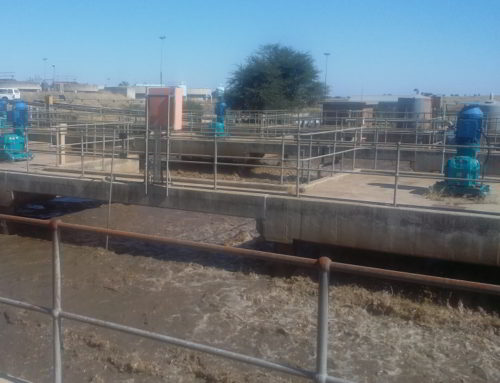 Waste Water Treatment – Gauteng